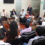 Agrorural coordina apoyo al agro afectado por huaicos
