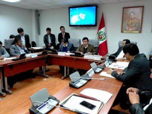 Alcaldes del Vraem expusieron demandas ante comisión parlamentaria