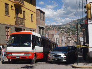 Ayacucho: Alistan I sesión descentralizada de la Comisión de Transportes