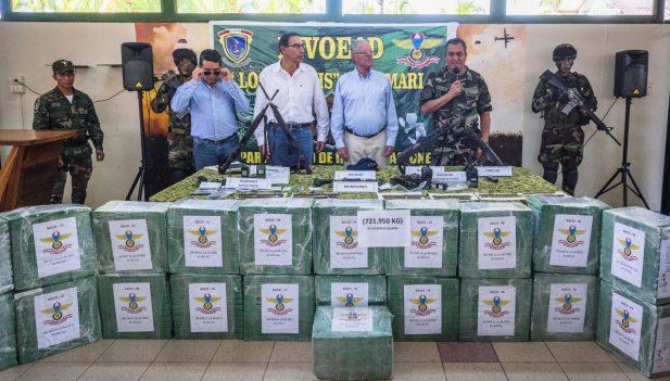 Mueren dos policías en ataque de presuntos narcotraficantes — Perú