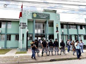 Moyobamba: Capturan a presuntos implicados en asalto a peaje