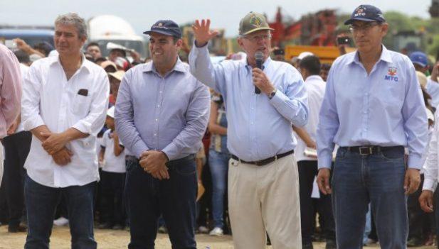 Presidente Kuczynski viajará mañana a la región San Martín — PERÚ