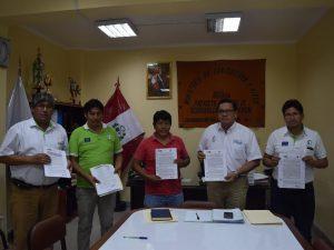 Provraem implementará caminos vecinales en Ayacucho