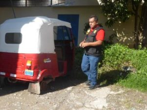 Recuperan dos vehículos menores en Tingo María