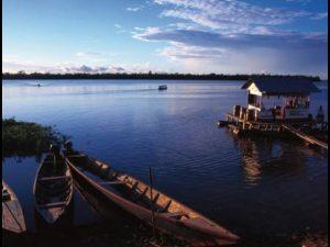 Nivel de ríos amazónicos continúan a la baja