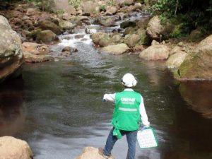 San Martín: Divulgan análisis hecho a río y quebrada afectados por derrame de petróleo