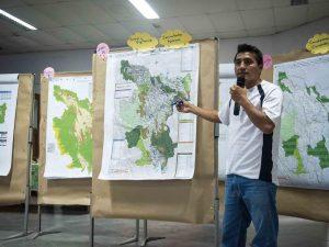 San Martín: Realizan taller sobre elaboración de hoja de ruta para zonificación forestal