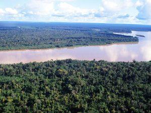 Nivel de los ríos de la selva sigue en descenso