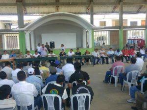 Tocache: Alcalde no presentó expediente técnico de proyecto en agua y desagüe