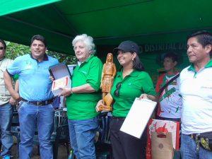 Tocache: Inauguran puente en la comunidad de San Pedro