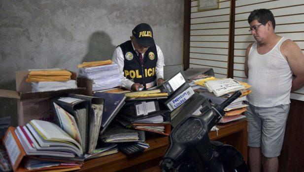 Detienen a cuatro directivos de aerolínea vinculada a exgobernador de Ucayali