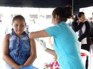 San Martín: Vacunarán a 30 000 escolares contra el VPH