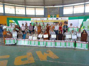 Vraem: Once comunidades asháninkas recibieron títulos de propiedad