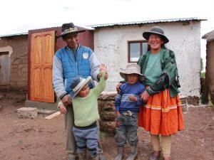 Acondicionan 1 141 viviendas rurales para enfrentar heladas en zonas altoandinas