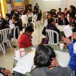 Ayacucho: Escolares impulsan prevención en el consumo de drogas