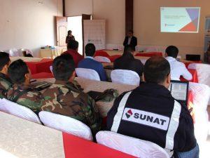 Capacitan a unidades especializadas antidrogas de Ayacucho