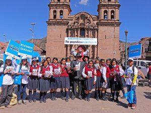 Cusco: Invocan a celebrar fiestas costumbristas evitando ingesta de alcohol