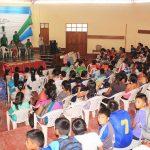 Fundación Sinfonía por el Perú llegó al Monzón