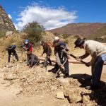 Huánuco: Inician trabajos de construcción de canal de riego en Yacus