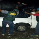 Huánuco: Policía decomisa 550 kilos de hoja de coca