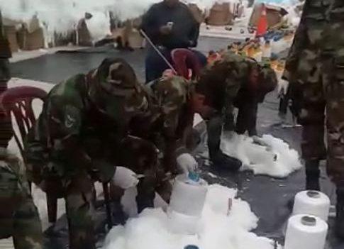 Piura: incautan 474 kilos de cocaína que tenían como destino África