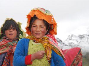 Inician campaña para dar abrigo a niños de zonas altoandinas