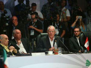 Kuczynski a favor de promover estado asociado en la Alianza del Pacífico