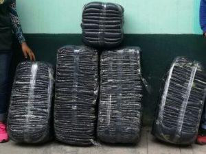 Leoncio Prado: Incautan 100 kilos de hoja de coca