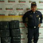 Leoncio Prado: Policía decomisa130 kilogramos de hoja de coca
