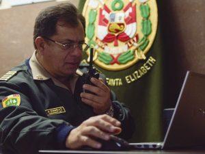 Presentan herramienta para ubicar a los patrulleros en tiempo real