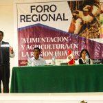 Promueven alimentación saludable en Huánuco