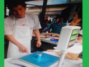 Puerto Maldonado: Intervienen a comerciantes con balanzas adulteradas
