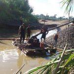 Reanudan operativos contra la minería ilegal madrediosina