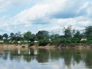 Nivel del río Napo continúa en ascenso