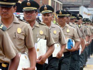 Seis mil policías más custodiarán las calles a partir de agosto