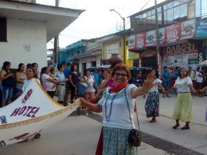 Tocache: Fiesta de San Juan se inició con un gran corso