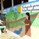 Junín: Jóvenes asháninkas y yaneshas expresaron rechazo al narcotráfico