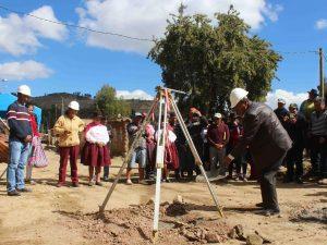 Inician construcción de pistas y veredas en la avenida Vilcas Raymi
