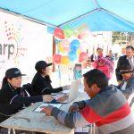 Vilcashuamán: Dan asesoría gratuita sobre registro de propiedades