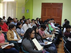 Capacitan a ciudadanos sobre monitoreo ambiental en Moquegua