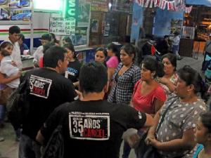 Devida realiza campaña contra el tráfico de drogas en terminales en Cusco