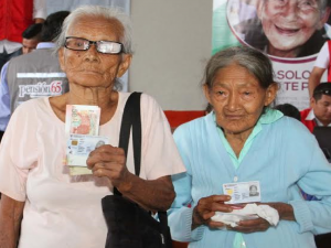 Facilitan nuevos DNI para adultos mayores en Amazonas