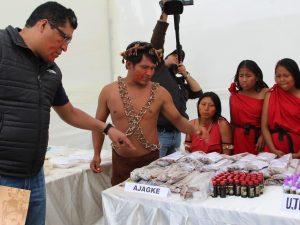 Foncodes invierte en proyectos productivos en Amazonas