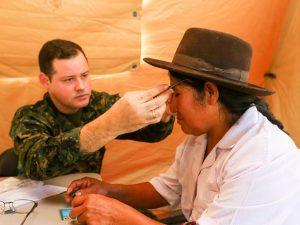 Fuerzas Armadas están en el Vraem para fortalecer desarrollo y el bienestar de la gente