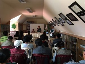 Inician talleres para elaborar Plan Nacional Forestal y de Fauna Silvestre
