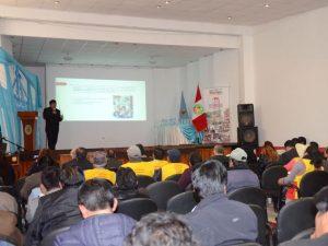 Junín: Alistan encuentro sobre seguridad ciudadana en La Oroya