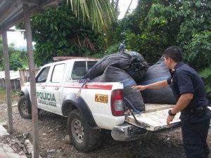 Leoncio Prado: Intervienen más de 700 kilos de hoja de coca