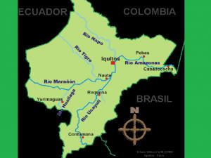 Loreto: Culminan construcción de módulos de vivienda para damnificados por lluvias