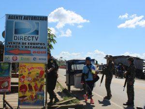 Madre de Dios: Mañana desalojarán a comerciantes informales en La Pampa