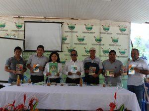 Madre de Dios: Presentan libros para promover la conservación de la Amazonía